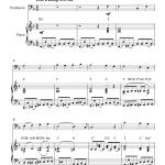 O Come All Ye Boogie-Woogie Faithful (Trombone)