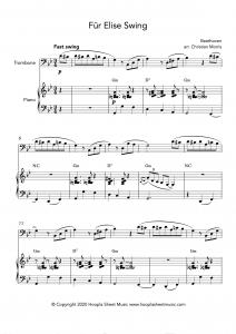 Für Elise Swing (Trombone)