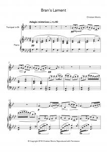 Bran's Lament (Trumpet)